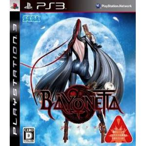 Bayonetta [PS3 - Used Good Condition]