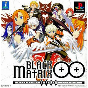 Black/Matrix 00 (Limited Edition) [PS1 - Used Good Condition]