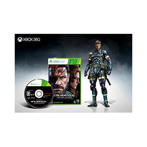 Metal Gear Solid V Ground Zeroes - Konami Style Limited Edition [X360]