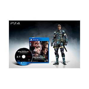Metal Gear Solid V Ground Zeroes - Konami Style Limited Edition [PS4]