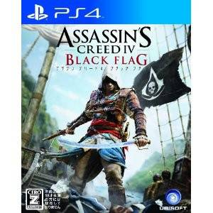 Assassin's Creed 4 Black Flag [PS4]