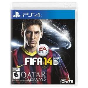FIFA 14 - World Class Soccer - Standard Edition [PS4]