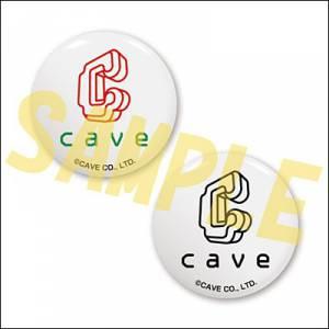 Cave - Badges x 2