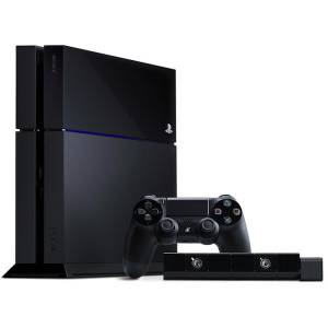 PlayStation 4 HDD 500GB Jet Black First Limited Pack + Knack [PS4 - brand new]
