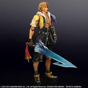 Final Fantasy X HD Remaster - Tidus [Play Arts Kai]