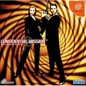 Confidential Mission [DC - Used Good Condition]