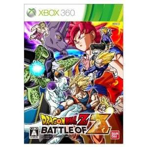 Dragon Ball Z - Battle of Z [X360]