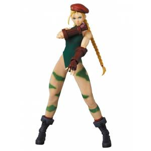 Street Fighter - Cammy White [Real Action Heroes]