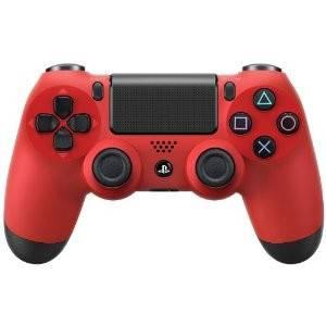 Controller Dual Shock 4 Magma Red