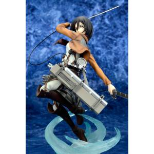 Attack on Titan / Shingeki no Kyojin - Mikasa Ackerman [ques Q]