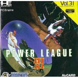 Power League III [PCE - used good condition]