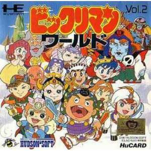 Bikkuriman World [PCE - used good condition]