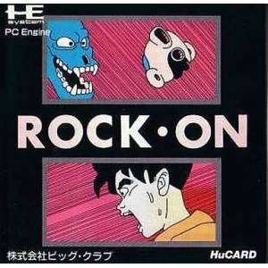 Rock On [PCE - used good condition]