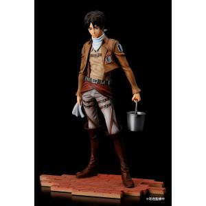 Attack on Titan / Shingeki no Kyojin - Eren Yeager Cleaning Ver. [BRAVE-ACT]