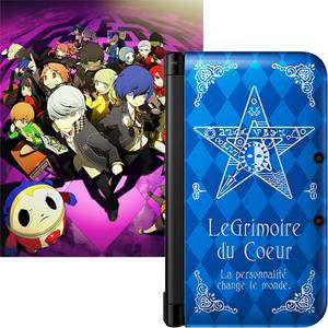 Nintendo 3DS LL (XL) - Persona Q - Shadow of the Labyrinth + OST [Brand New]