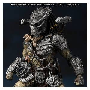 Predator Wolf Full Artillery - Limited Edition [SH Monsterarts]