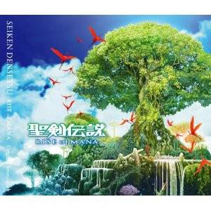 Seiken Densetsu RISE of MANA Original Soundtrack [OST]