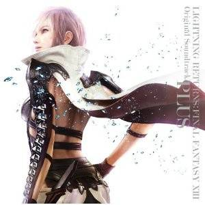 LIGHTNING RETURNS: FINAL FANTASY XIII - Original Soundtrack Plus [OST]