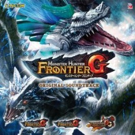 Monster Hunter Frontier G Original Soundtrack [OST]