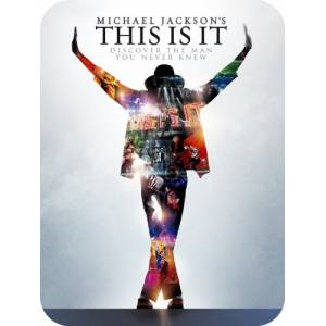 Michael Jackson - This Is It [Amazon JP Limited/ Blu-ray]