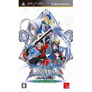 BlazBlue Portable [PSP]