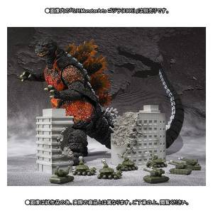 Toho Special Superweapons Set 2 - Edition Limitée [SH Monster Arts ]