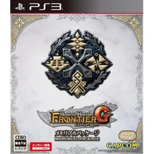 Monster Hunter Frontier G Memorial Package [PS3 - Used Good Condition]