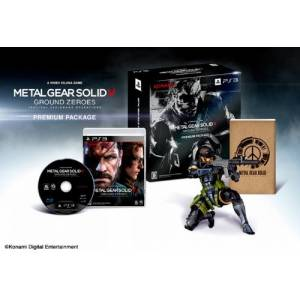 Metal Gear Solid V Ground Zeroes - Amazon.co.jp Limited Edition [PS3 - Used]