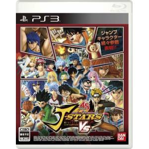 J-Stars Victory Vs [PS3 - Used Good Condition]