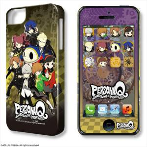 Persona Q Shadows of the Labyrinth - Type 2 iPhone Case & Protection Sheet [Goods]
