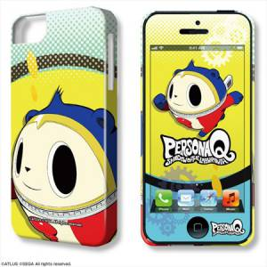 Persona Q Shadows of the Labyrinth - Type 4 iPhone Case & Protection Sheet [Goods]