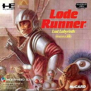 Lode Runner - Lost Labyrinth [PCE - used good condition]