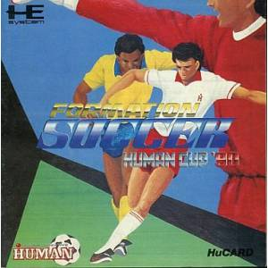 Formation Soccer - Human Cup '90 [PCE - used good condition]