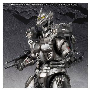 3 Type Kiryu (Heavily Armed Type, High Mobility Type) - Limited Edition [S.H.Monster Arts ]