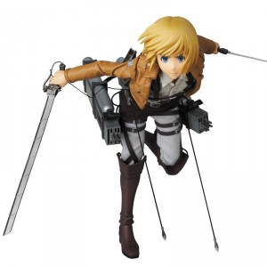 Attack on Titan / Shingeki no Kyojin - Armin Arlert [Real Action Heroes]