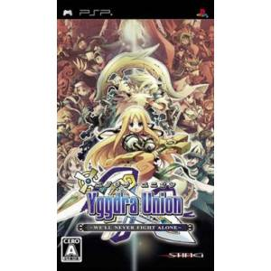 Yggdra Union ~We'll Never Fight Alone~ [PSP - Brand New]