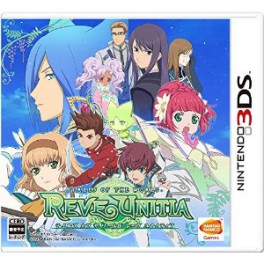Tales of the World: Reve Unitia [3DS]