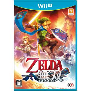 Zelda Musou / Hyrule Warriors - Standard Edition [Wii U]