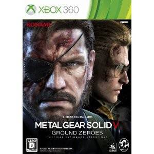 Metal Gear Solid V Ground Zeroes - Edition Standard [X360 - Occasion]