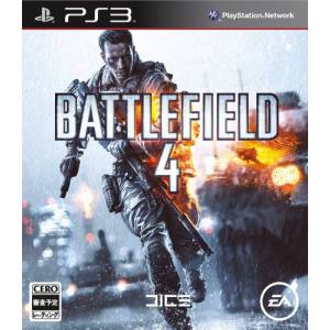 Battlefield 4 [PS3 - Used Good Condition]