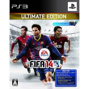 FIFA 14 - Ultimate Edition [PS3 - Used Good Condition]