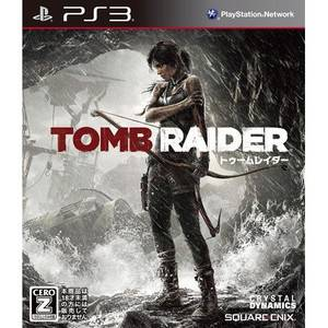 Tomb Raider [PS3 - Used Good Condition]