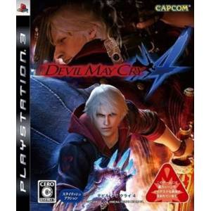 Devil May Cry 4 [PS3 - Used Good Condition]