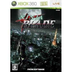 Ninja Blade [X360 - Used Good Condition]