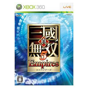 Shin Sangoku Musou 5 Empires / Dynasty Warriors 6 Empires [X360 - Used Good Condition]