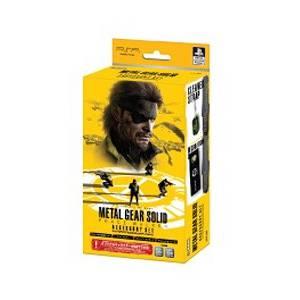 Metal Gear Solid Peace Walker Accessory Set [Hori]