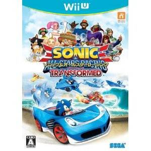 Sonic & All-Stars Racing Transformed [Wii U-Used]