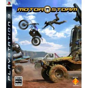 MotorStorm [PS3 - Used Good Condition]