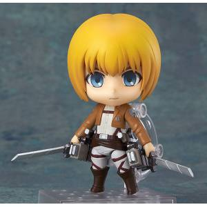 Attack on Titan / Shingeki no Kyojin - Armin Arlert [Nendoroid 435]