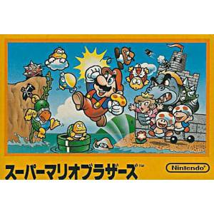 Super Mario Bros [FC - Used Good Condition]